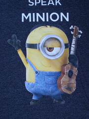 Primark MINIONS T Shirt Keep Calm And Speak Minion womens ladies Top Sizes 6-20 - Click. Buy. Love. - 2