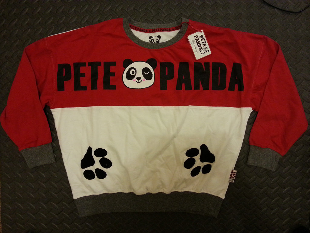 PRIMARK PANDA PETE PJ sweater vest top PYJAMAS Sizes 6 - 20 - Click. Buy. Love. - 3
