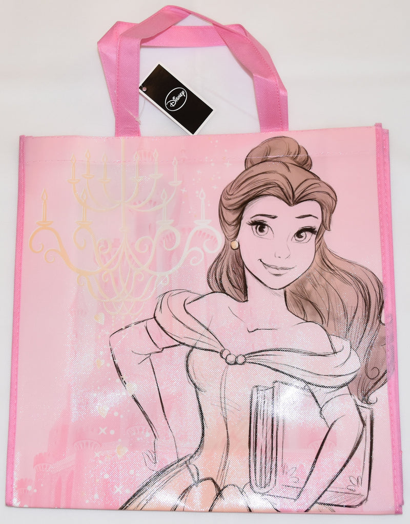 Belle Beauty & The Beast Disney TOTE SHOPPER SHOPPING SHOULDER BAG EASY CLEAN BNWT