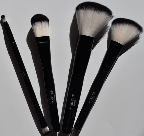 Make Up Gallery Brushes NEW Foundation Brush Double End Angled Eye Powder Blush - Click. Buy. Love. - 1