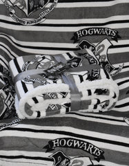 HOGWARTS THROW Harry Potter Primark Blanket Fleece Supersoft NEW