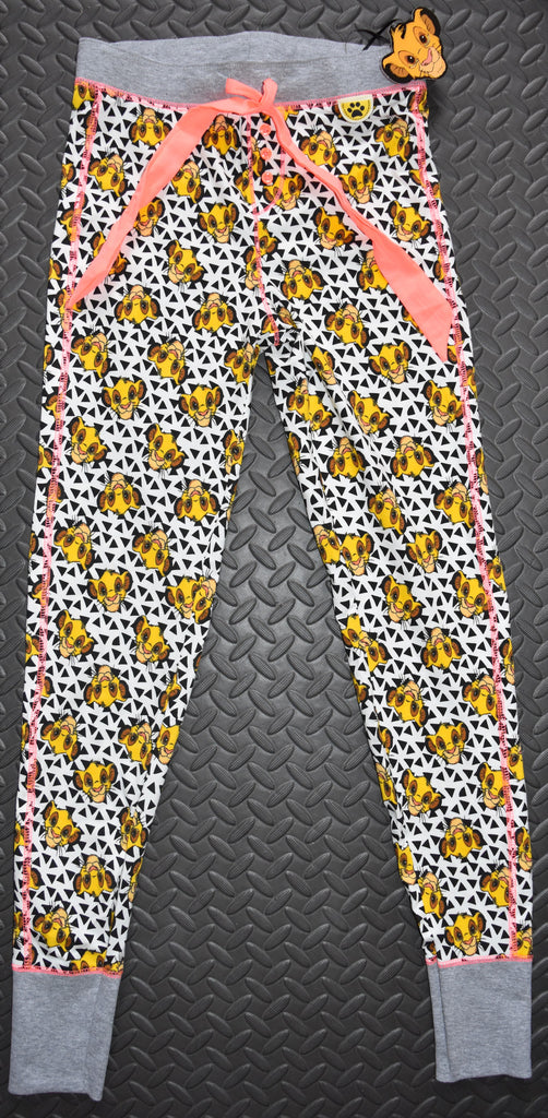 PRIMARK Simba Lion King PJ Bottoms Disney Sizes 6 - 20 new - Click. Buy. Love. - 1