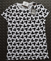 Primark Mickey Mouse T Shirt Disney Womens Ladies Front And Back Print - Click. Buy. Love. - 3