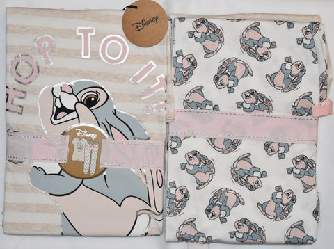 PRIMARK Thumper Disney PJ Set Pyjamas Hop To It Sizes 4 - 20 NEW