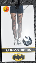 BATMAN TIGHTS PRIMARK Ladies Fashion Pantyhose Small SM - XL NEW