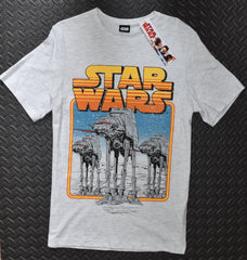 STAR WARS ATAT RETRO CLASSIC T SHIRT Sizes M - XXXL Cotton