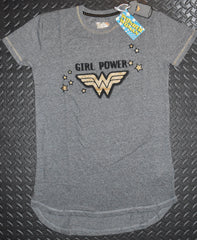 WONDER WOMAN PRIMARK NIGHTIE T Shirt GIRL POWER PJ Sizes 4 to 24