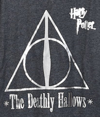 PRIMARK DEATHLY HALLOWS NIGHTIE HOGWARTS HARRY POTTER PJ Sizes 4 - 20 NEW