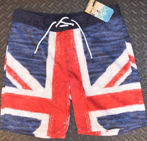 Mens British Flag Union Jack Swim Shorts PRIMARK new S - XXL