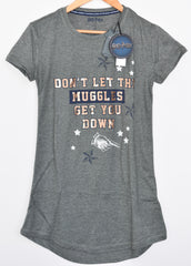 Harry Potter PRIMARK NIGHTIE T Shirt DONT LET THE MUGGLES PJ 4 - 24 NEW