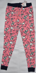 Beauty & Beast PJ Bottoms PRIMARK Mrs Potts LEGGINGS Lumiere UK Sizes 4 to 8