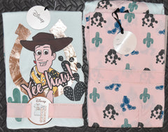 TOY STORY PJ SET Pixar Pyjamas WOODY PRIMARK DISNEY Womens Ladies UK Sizes 4 - 20