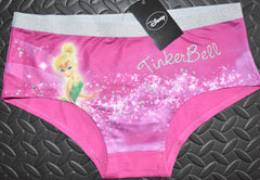 TINKERBELL KNICKERS DISNEY Panties UNDERWEAR WOMENS LADIES UK SIZE 6 - 20