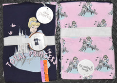 TOTAL PRINCESS PJ DISNEY SET PRIMARK PYJAMAS Sizes 4 - 20 NEW OFFICIAL