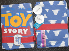 TOY STORY PRIMARK PJ Disney PIXAR Set Womens Ladies Pyjamas UK Sizes 4 - 20