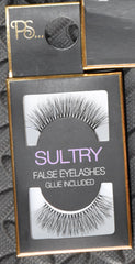 SULTRY PRIMARK Fashion False Eyelashes PS