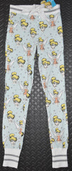 TINKERBELL PJ BOTTOMS PRIMARK LEGGINGS DISNEY Womens Ladies UK Sizes 4 - 24