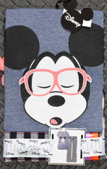PRIMARK Disney Mickey Mouse PJ PYJAMAS DREAM BIG Sizes 6 - 20 NEW