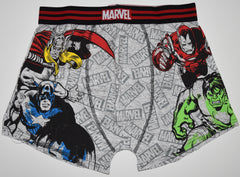 MARVEL PANTS Mens AVENGERS HIPSTER COMIC Boxers Underwear Sizes M - XXL