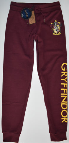 GRYFFINDOR PRIMARK LEGGINGS HARRY POTTER PJ BOTTOMS ladies UK Sizes 4 - 14