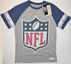 NFL T SHIRT JERSEY MENS AMERICAN FOOTBALL TU UK Sizes L to XL