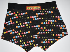 PAC MAN PANTS Mens Boxers PAC-MAN FRONT AND BACK PRINT Underwear Sizes M - XXL