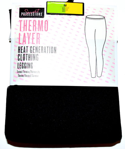 THERMAL LEGGINGS THERMO PRIMARK HEAT CLOTHING Women Ladies SECRET POSSESSIONS