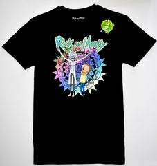 RICK AND MORTY T SHIRT MENS PRIMARK 100% COTTON UK Sizes M - XXL