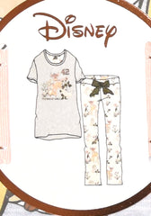 BAMBI PJ SET DISNEY PRIMARK THUMPER 42 Womens Ladies PYJAMAS UK Sizes 4 - 20
