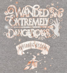 PRIMARK Fantastic Beasts NIGHTIE T Shirt HARRY POTTER PJ UK Sizes 4 - 20 NEW