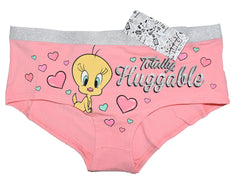 Tweety Pie Knickers Panties Underwear Looney Tunes Women Ladies UK Size 6 to 20