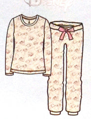 Aristocats PJ Set Disney Marie Primark Womens Ladies Pyjamas UK Sizes 6 to 20