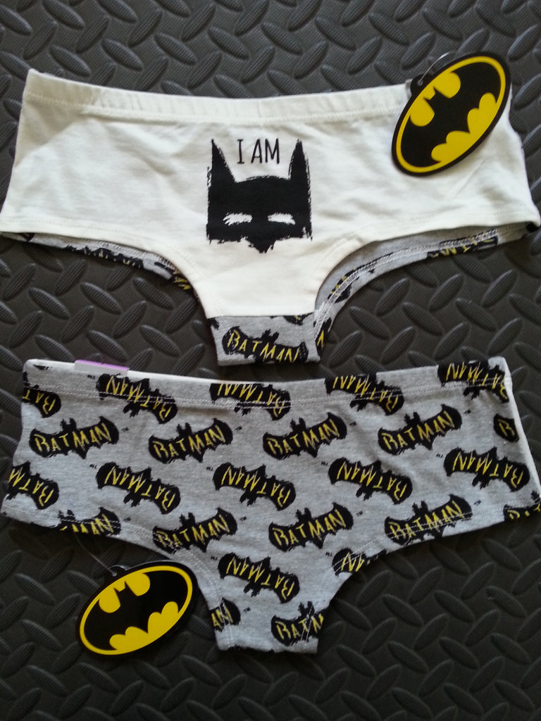 Primark Knickers MINIONS, HARRY POTTER, BATMAN, ELMO, GB, Ladies Briefs - Click. Buy. Love. - 6