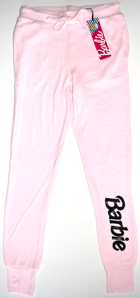 Barbie PJ Bottoms Primark Pink Soft Warm Womens Ladies UK Size 6 to 20