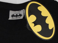 Primark Batman MENS T SHIRT DC Comics Black & Yellow NEW UK Sizes XS - XXL