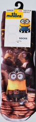 Minions Boys Socks New York Pirate Despicable Me UK Shoe Sizes 6-9 or 9-12 - Click. Buy. Love. - 3
