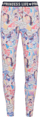 PRIMARK DISNEY PRINCESS PJ Bottoms Leggings Disney Sizes 14 to 16