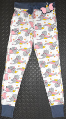 Dumbo PJ Bottoms Disney Primark Leggings Womens Ladies UK Sizes 6 to 20