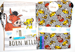 Lion King PJ Set Disney Primark Womens Ladies Pyjamas Pijamas UK Size 6 to 20