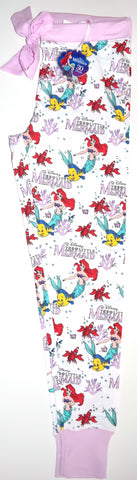 Little Mermaid PJ Bottoms Disney Ariel Primark Leggings Ladies UK Sizes 10 to 20