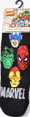 Men's Socks Marvel Avengers Captain America Iron Man Hulk Spiderman UK 6-11 - Click. Buy. Love. - 2