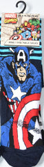 Men's Socks Marvel Avengers Captain America Iron Man Hulk Spiderman UK 6-11 - Click. Buy. Love. - 4