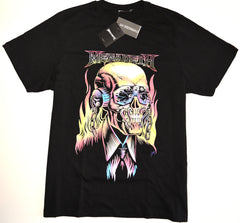 Megadeth T Shirt Mens Primark 100% Cotton Oversized Tee UK Sizes M to XXL
