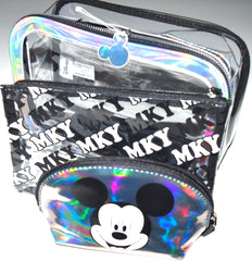 Mickey Mouse Bag Primark Disney Make Up 3 Pack Toiletries