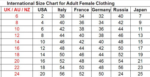 Primark size guide mens shirts