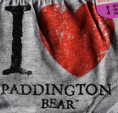 Primark Paddington Bear Knickers 'I Love' Hipster Briefs Underwear UK 6-20 NEW - Click. Buy. Love. - 3