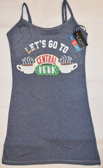 PRIMARK FRIENDS Central Perk NIGHTIE T Shirt Night Shirt PJ Sizes 4 - 20 NEW