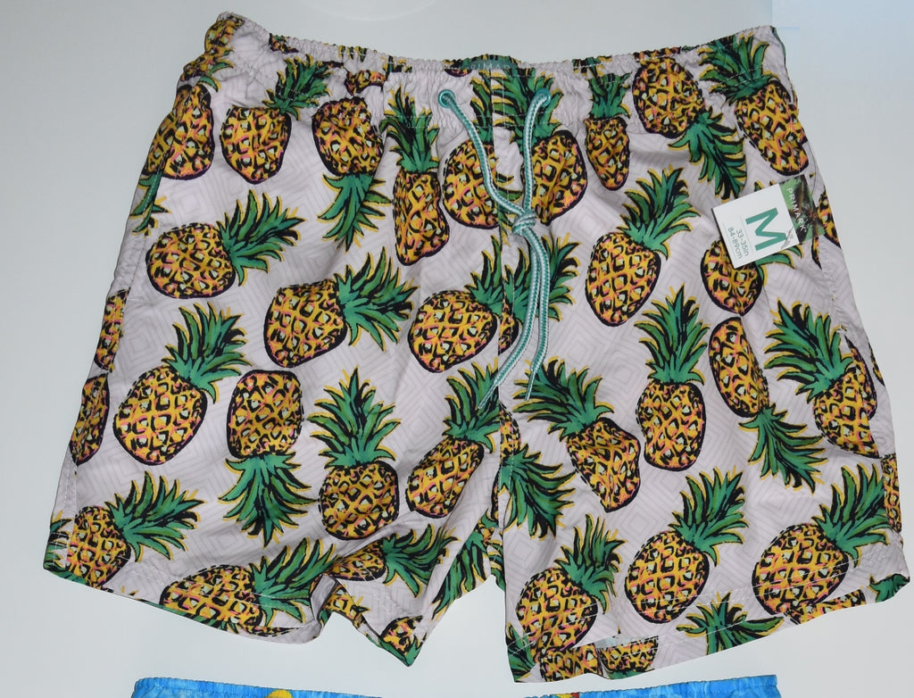 SWIM SHORTS PRIMARK PINEAPPLE MEXICAN CACTUS RUBBER DUCK MENS new M - XXL