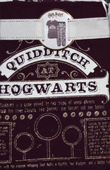 PRIMARK HARRY POTTER PJ Quidditch HOGWARTS Pyjamas Burgundy UK Sizes 4 to 20