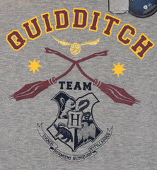 Harry Potter PRIMARK NIGHTIE T Shirt Quidditch Team Hogwarts PJ 4 to 20